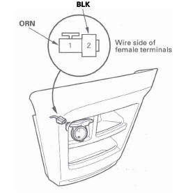 Honda CR-V. Accessory Power Sockets