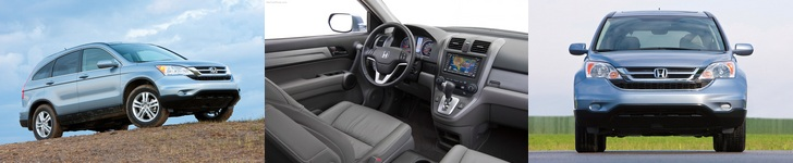 Honda CR-V: manuals and service guides