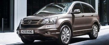 Honda CR-V (2006–2011) Owner's Manual