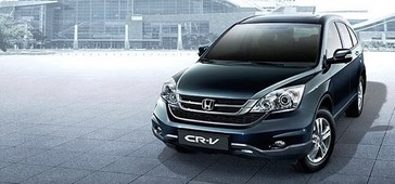 Honda CR-V (2006–2011) Service Manual
